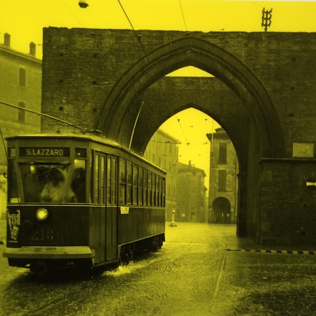 Tram San Lazzaro