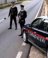 Carabinieri di pattuglia