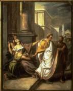 Incisione dalla Storia di Roma di Lodovico Pogliaghi