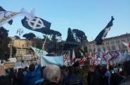 Manifest roma salvini