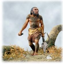 La dinamica di attacco/fuga era tipica degli uomini primitivi