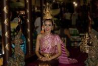 Danzatrioce indonesiana