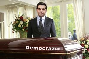 Il funerale della democrazia