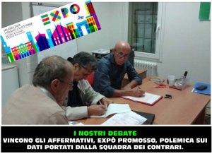 DEBATE EXPO GIURIA