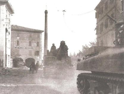 0 carri armati al Molino Parisio