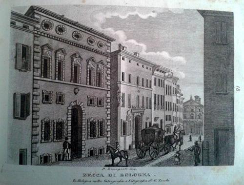 zecca di Bologna